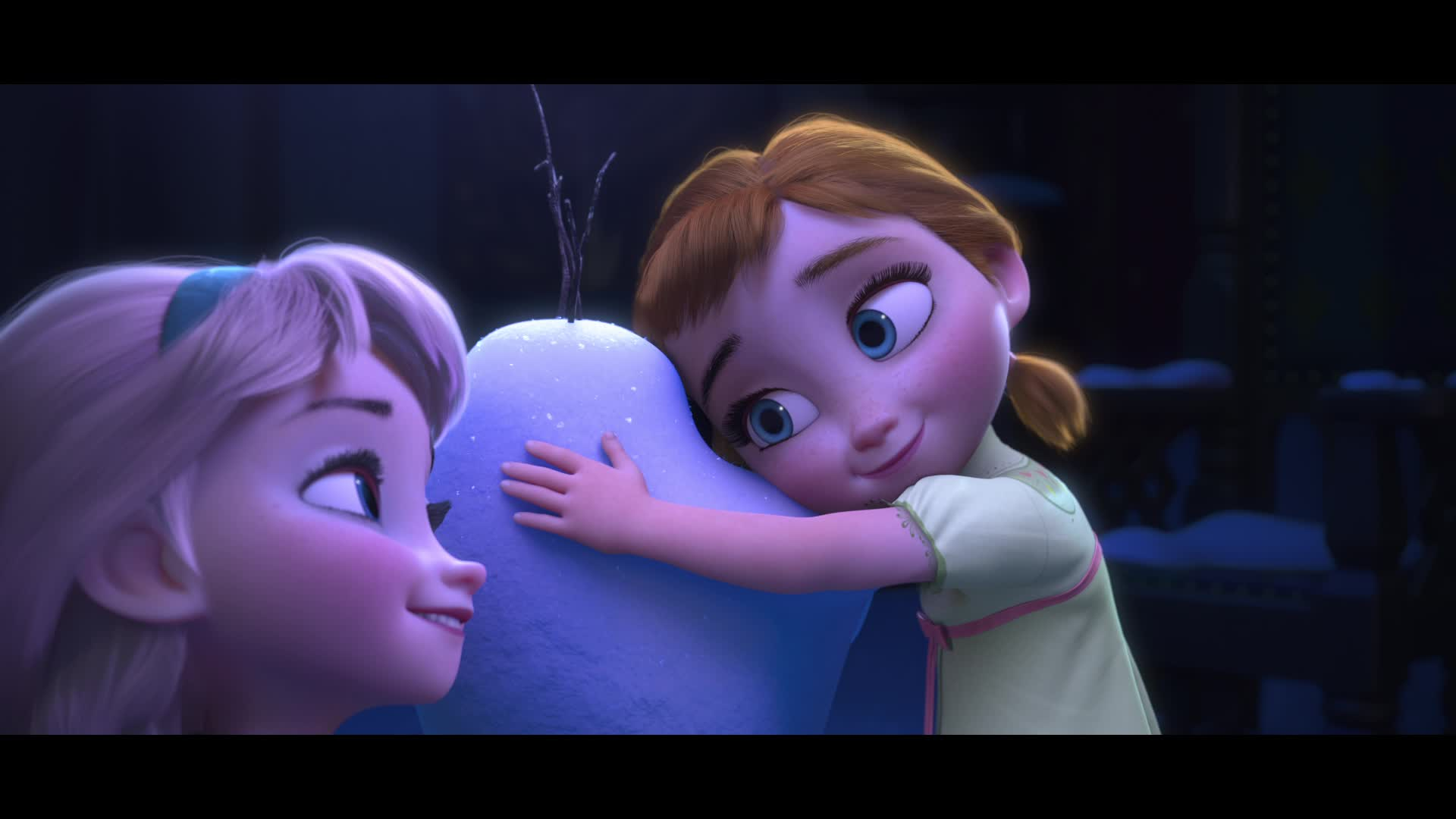 Elsa And Anna Are Two Sister Princesses Was Born With Magical Powers That Allow Her To Create Snow In Thin Air One Day While The Playing