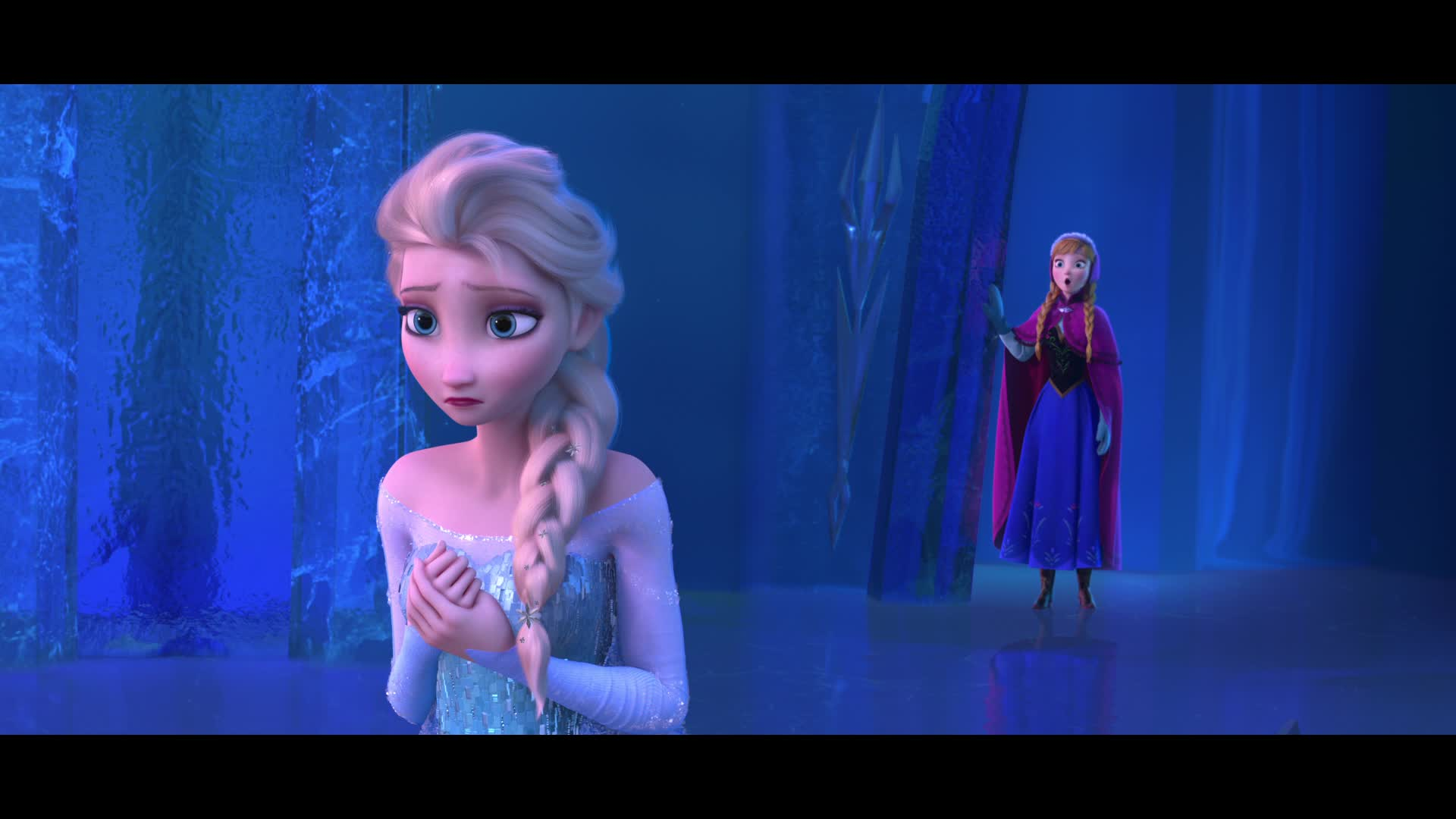 Screenshots frozen - Reine des neiges elsa ...
