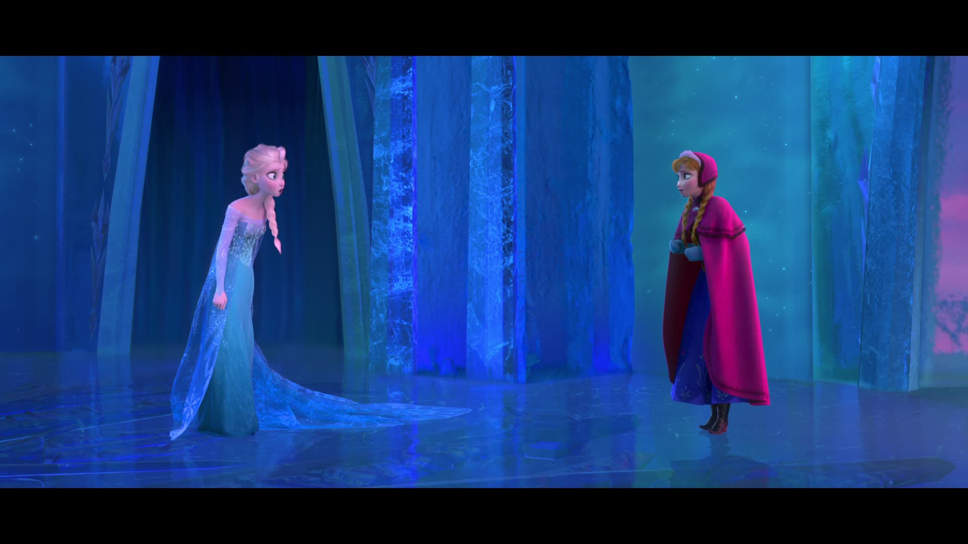 Screenshots frozen - La rene de nege ...