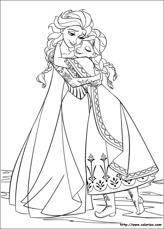 free coloring pages of la reine des neiges. Black Bedroom Furniture Sets. Home Design Ideas
