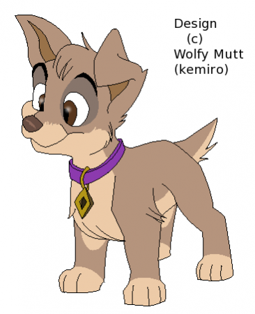Lady And The Tramp  Dog Names