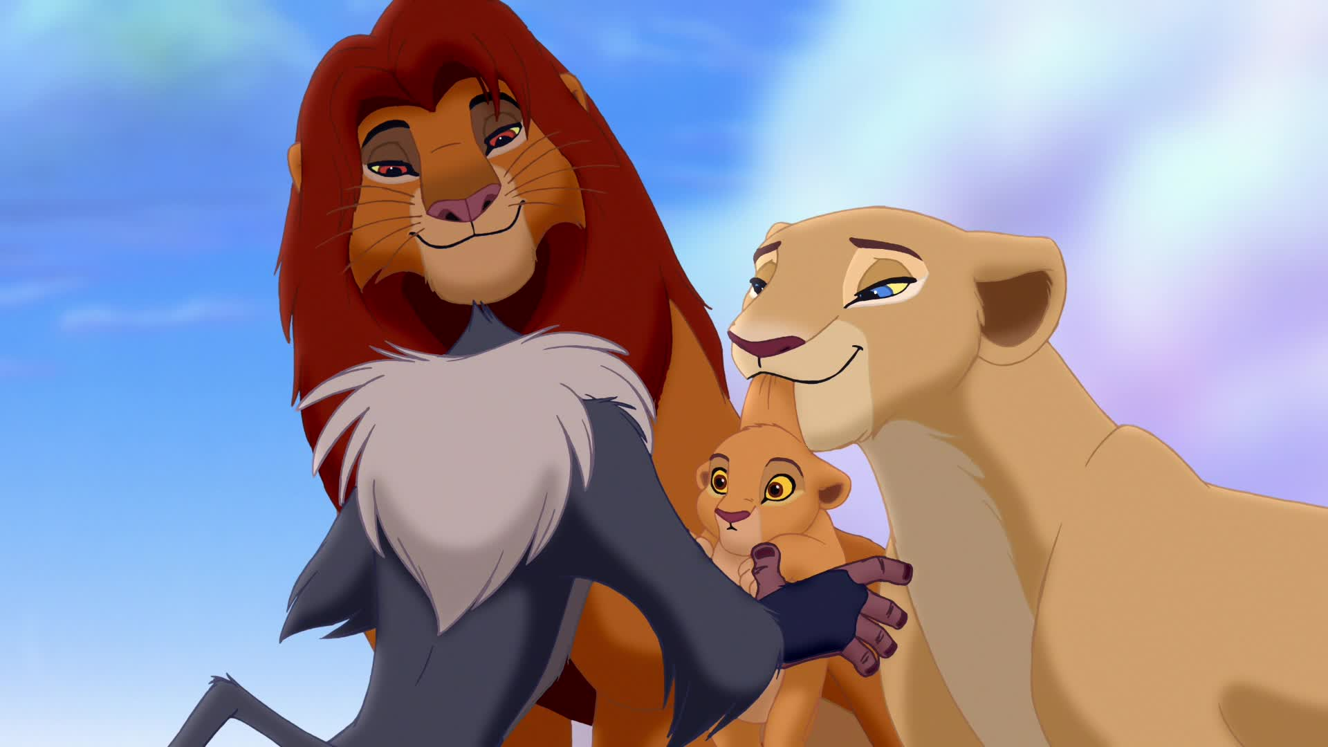 The Lion King 2 Simba S Pride Gallery Of Screen Captures