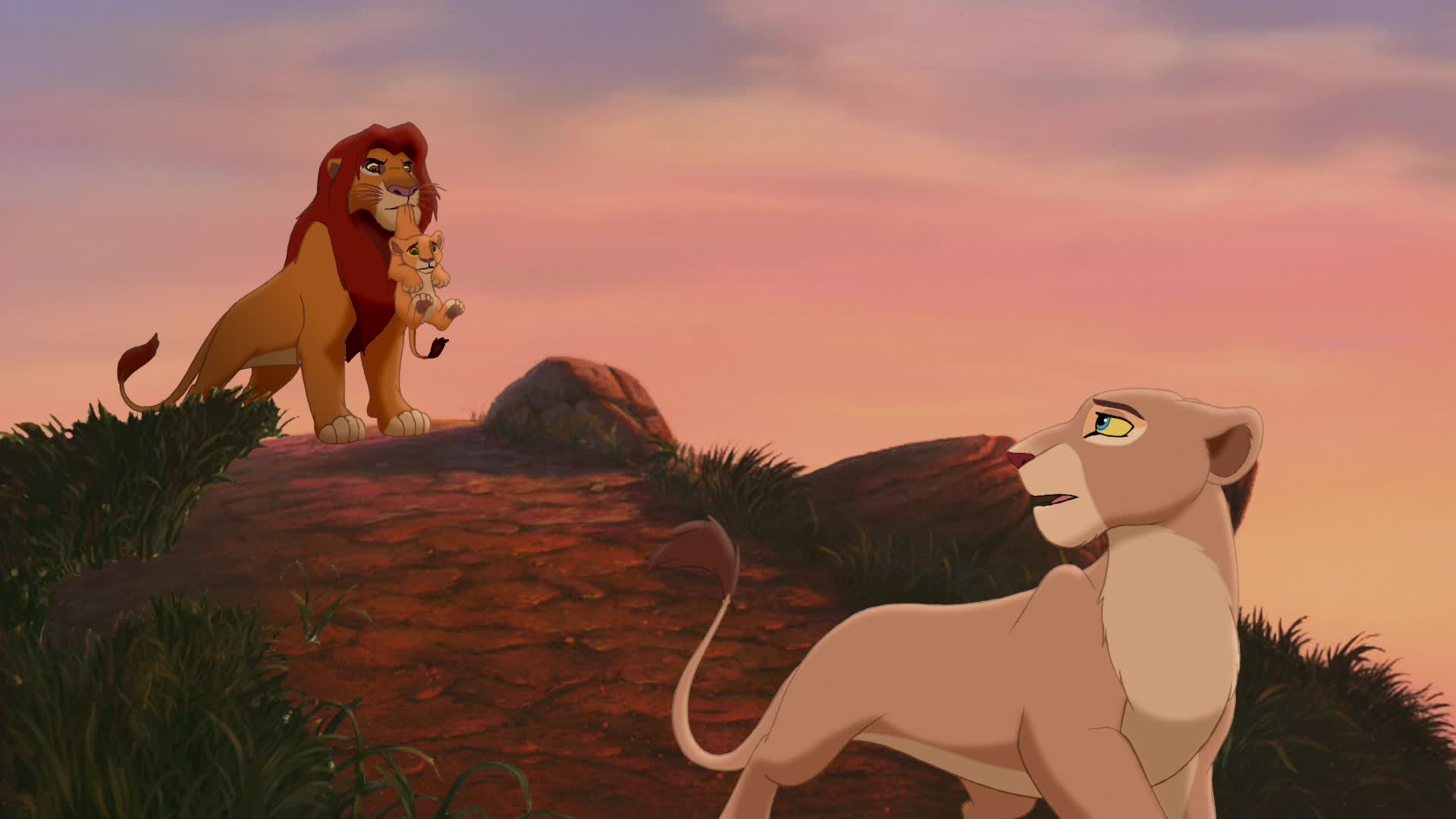 disney s the lion king the two Create memories that will transcend time with disney's the lion king—a treasured classic that belongs in every family's collection up next.