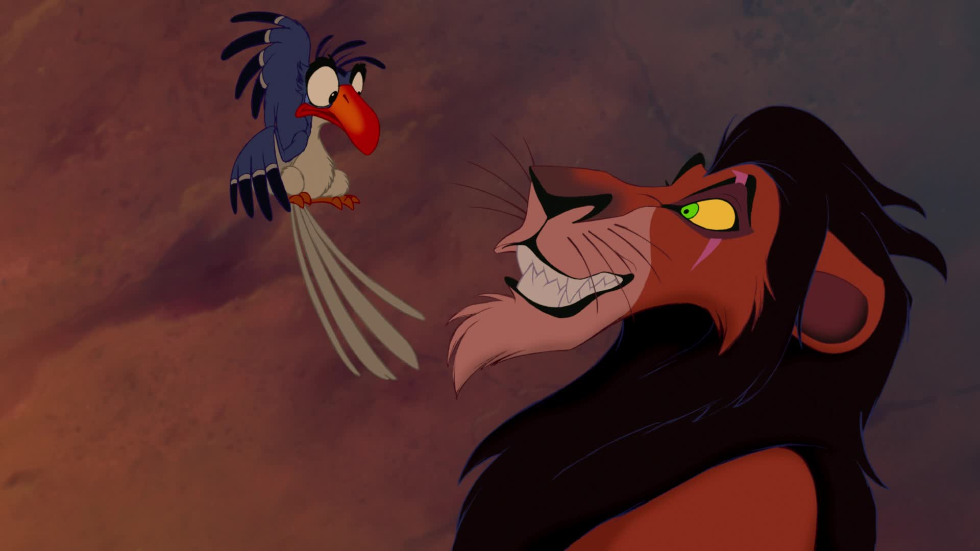 The Lion King gallery of screen