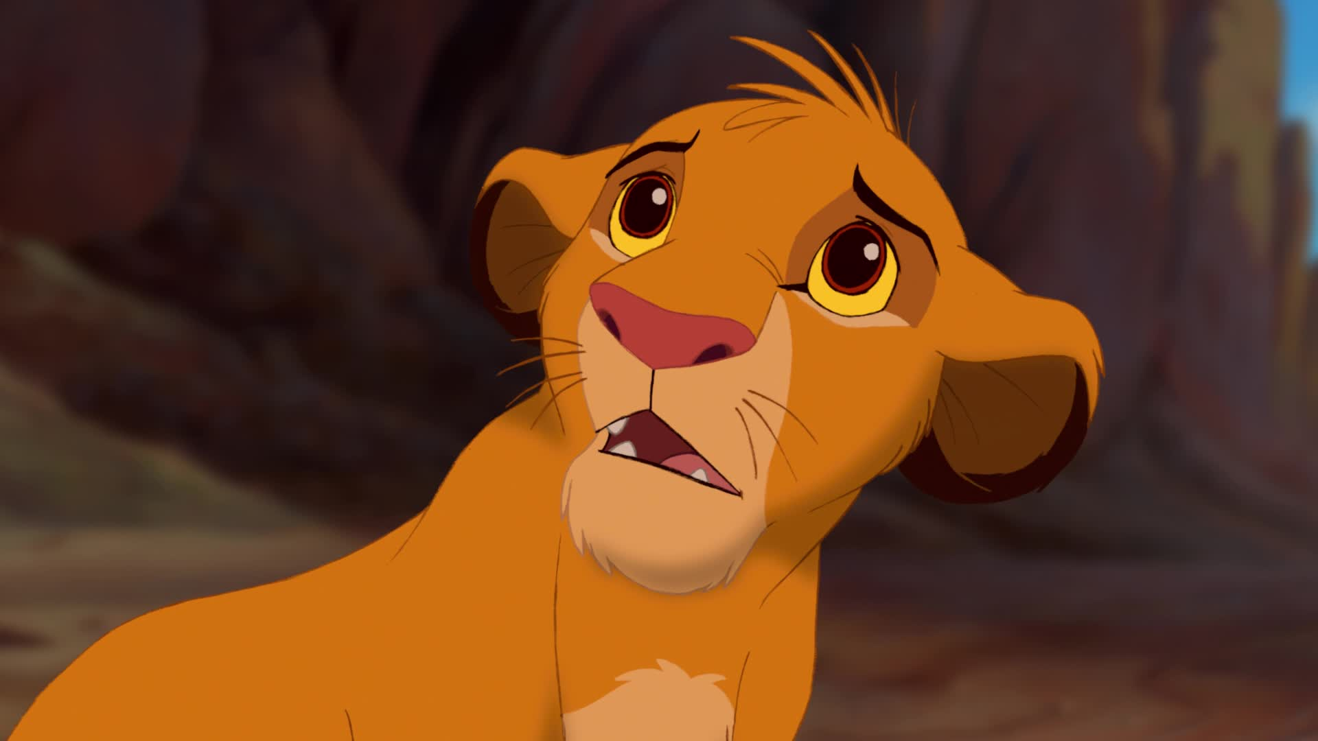 The Lion King Gallery Of Screen Captures