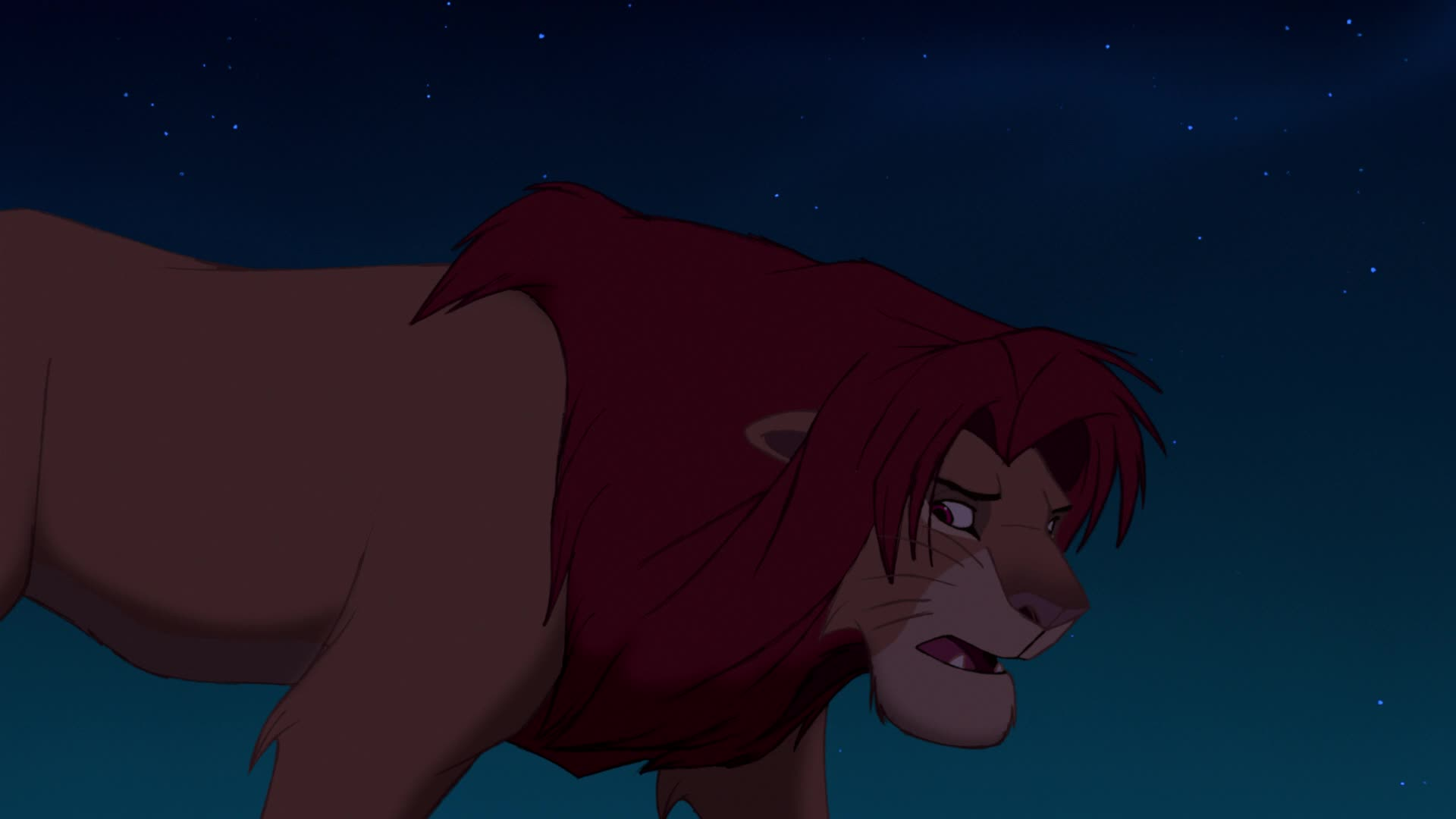 coloring pages the lion king