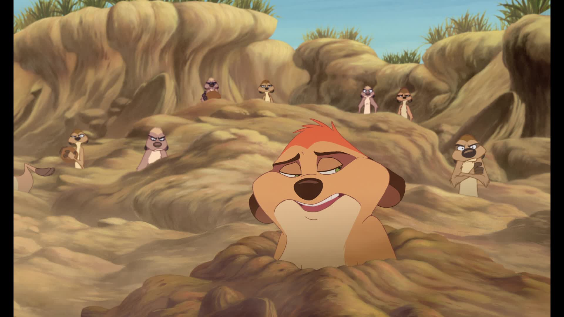 film techniques the lion king Fxg: central to the conversion of the lion king was the 'depth score' you made,   we watched the film a couple of times, once with sound and then again with  fxg : one of the interesting techniques i've read that you used to.