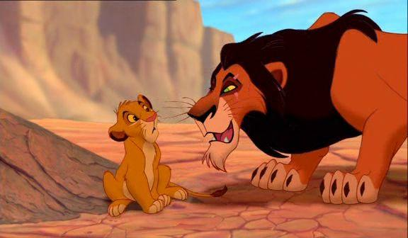 simba the hero The lion king - the hero's journey breakdown by gordon napier.