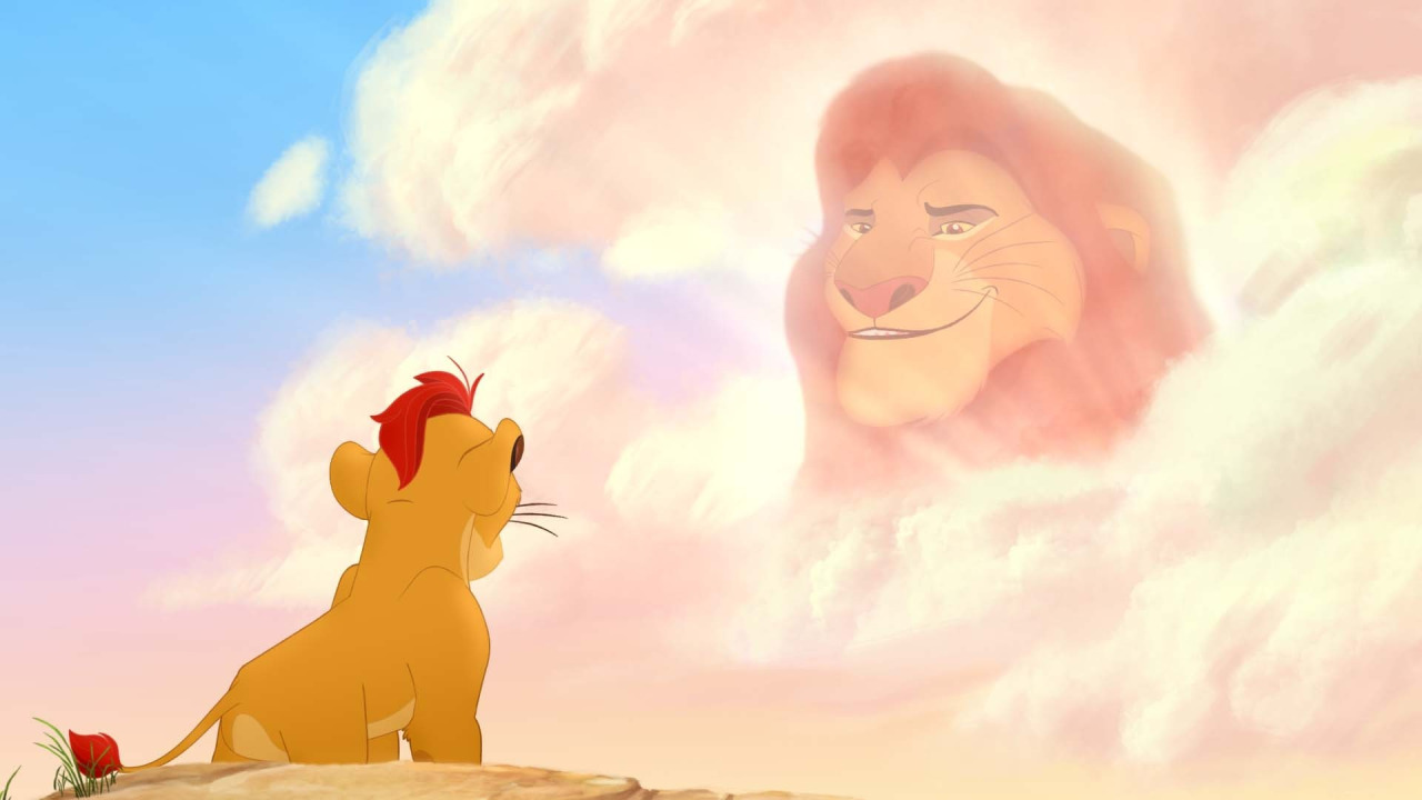 ... that none of you forgot about the character, Simba of The Lion King