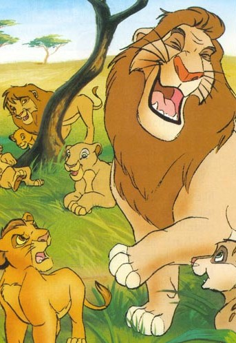 Lion king mating stories