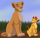 Kiara and Kion