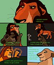 Shadows of guilt: comic page 4