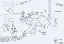 MINI-PROJET D'AS ~ Un lion � Disney'