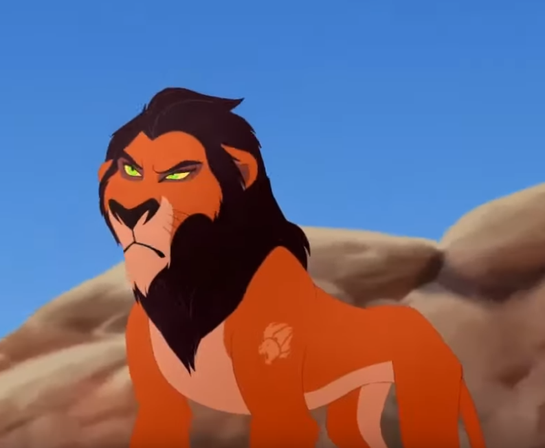 Official The Lion King Characters
