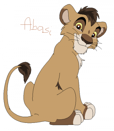 Age: Cub-Young-Adult - (depends on use ). Gender: Male/Lion