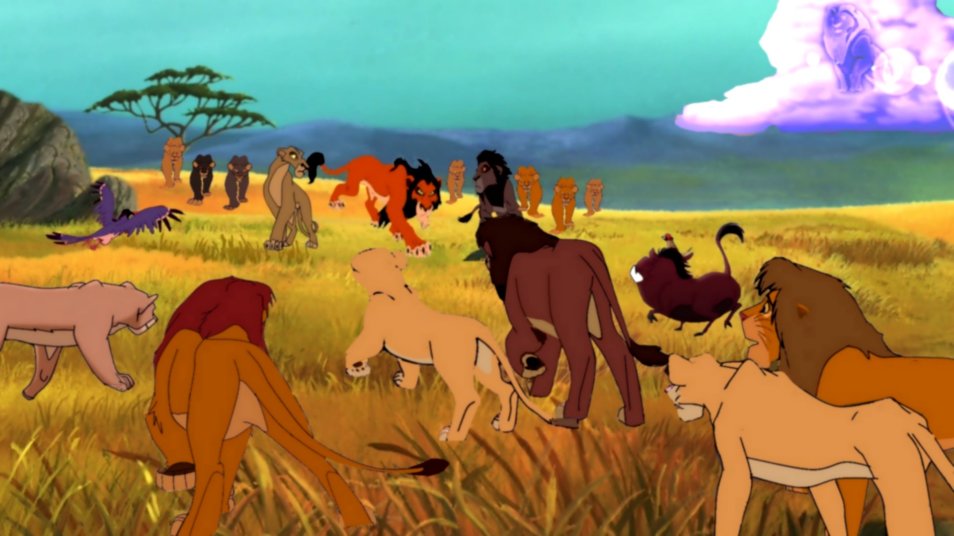Scar  The Lion King Wiki  FANDOM powered by Wikia