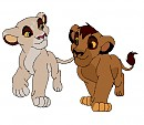 2 out of 3 cub adoptables