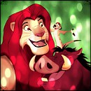 simba & friends icon