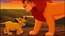 Every the light Touch [...] - Kopa and Simba