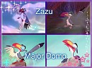 zazu collage