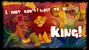 Can't wait to be king : Free desktop background
