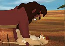 Uncle Kovu, What are you doing!