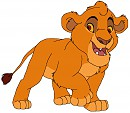 When they were young: Mufasa