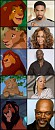 What if: TLK characters were HUMANS