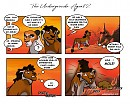 The Underground Agent Comic Page 2