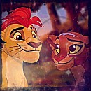 Kion and Rani Avatar