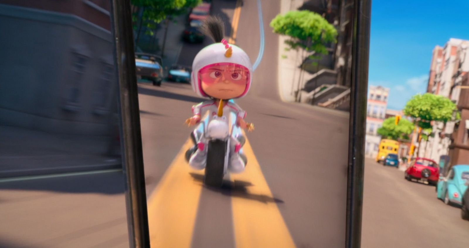 training wheels screenshots  u00a9 despicable me