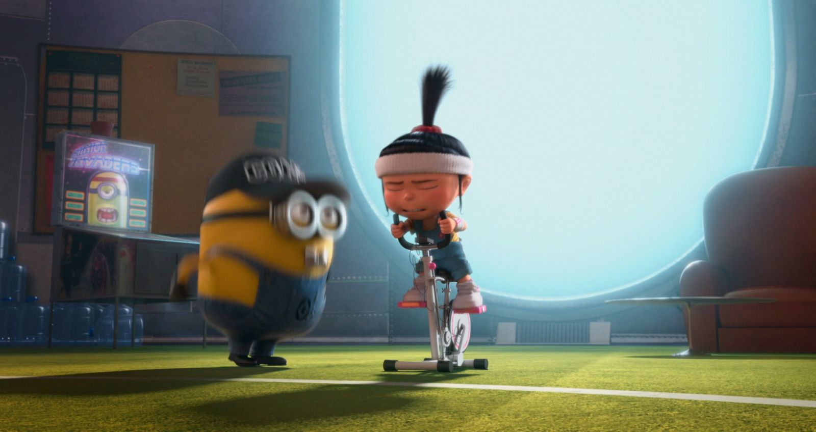 Training Wheels Screenshots © Despicable Me