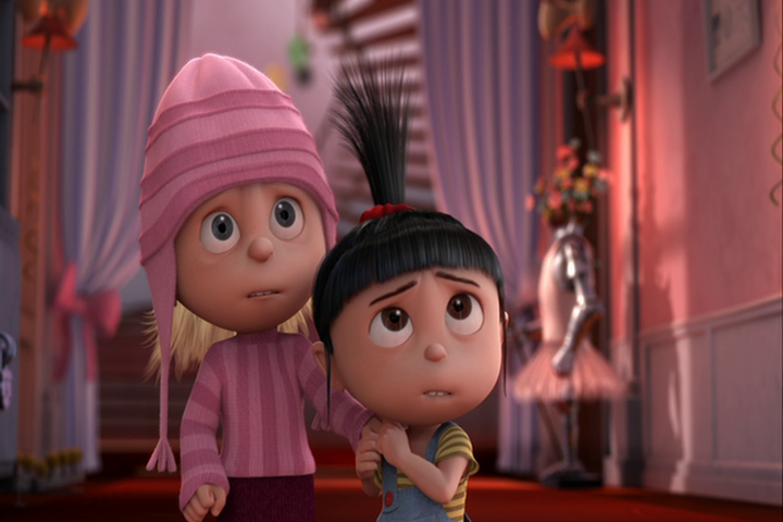 Home Makeover Screenshots © Despicable Me