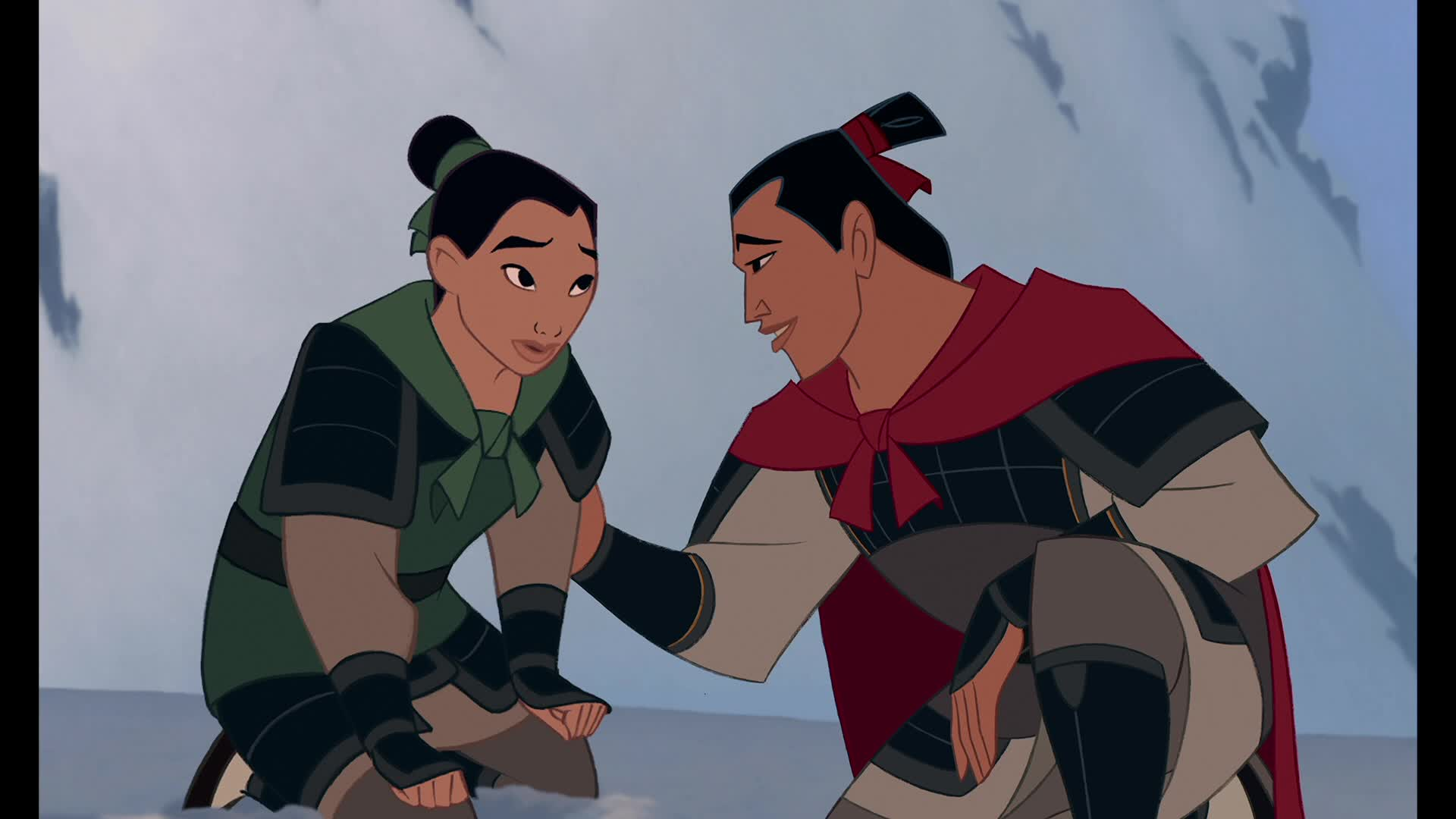 Mulan Gallery Of Screen Captures