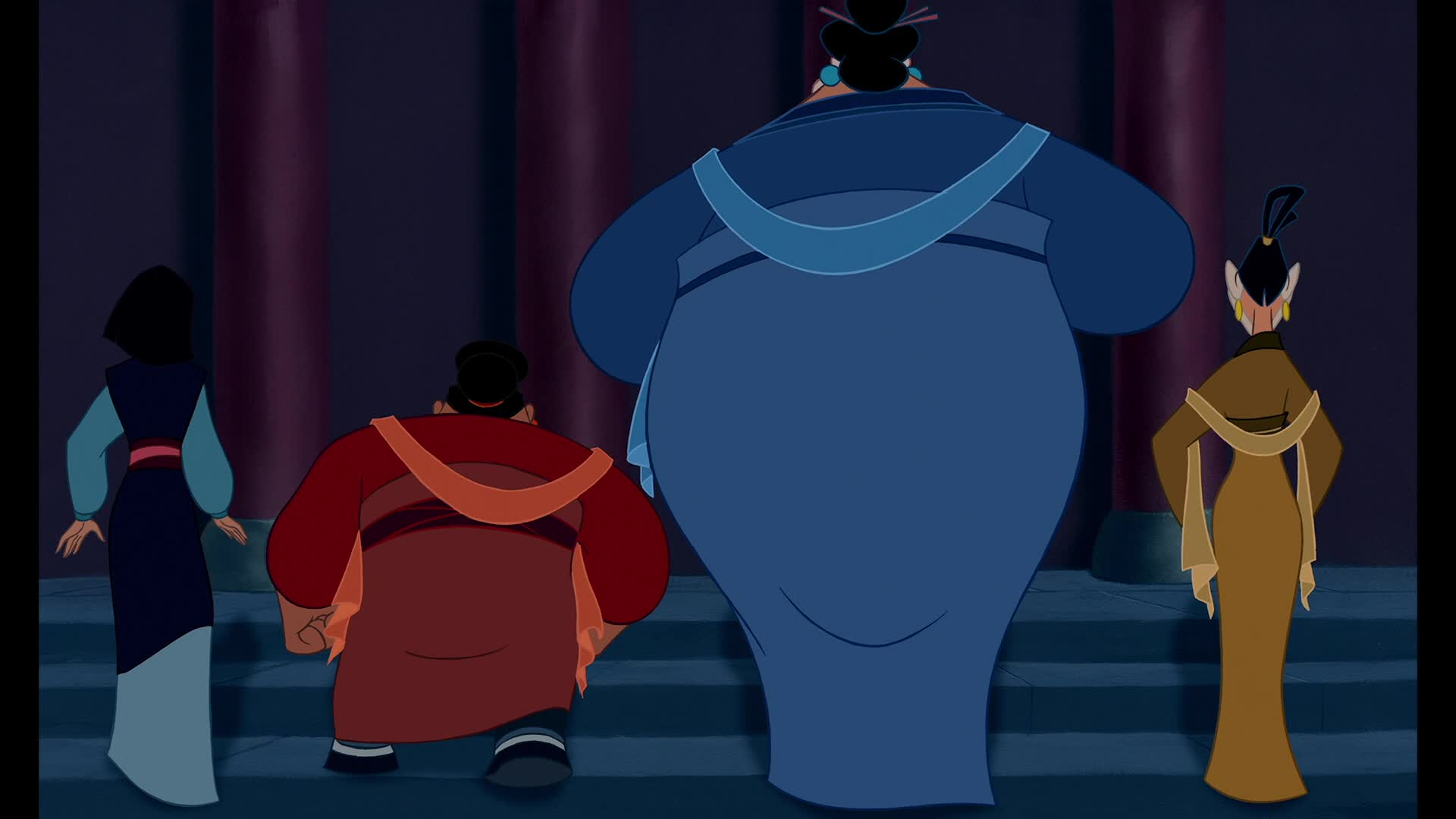 mulans hero quest When shang defends her, noting that mulan is a hero, chi-fu dismisses the  thought by arrogantly stating his belief that as a woman, mulan will never be  worth.