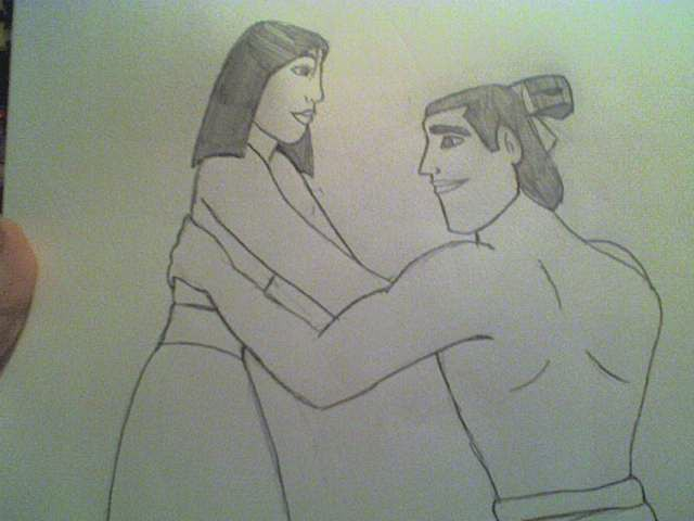 Tonawanda Aquatic Center. Mulan and Shang