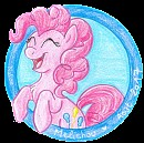 Badge Pinkie Pie