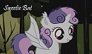 Sweetie Bat is ready for the NIGHTMARE NIGHT