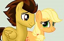 Applejack & William