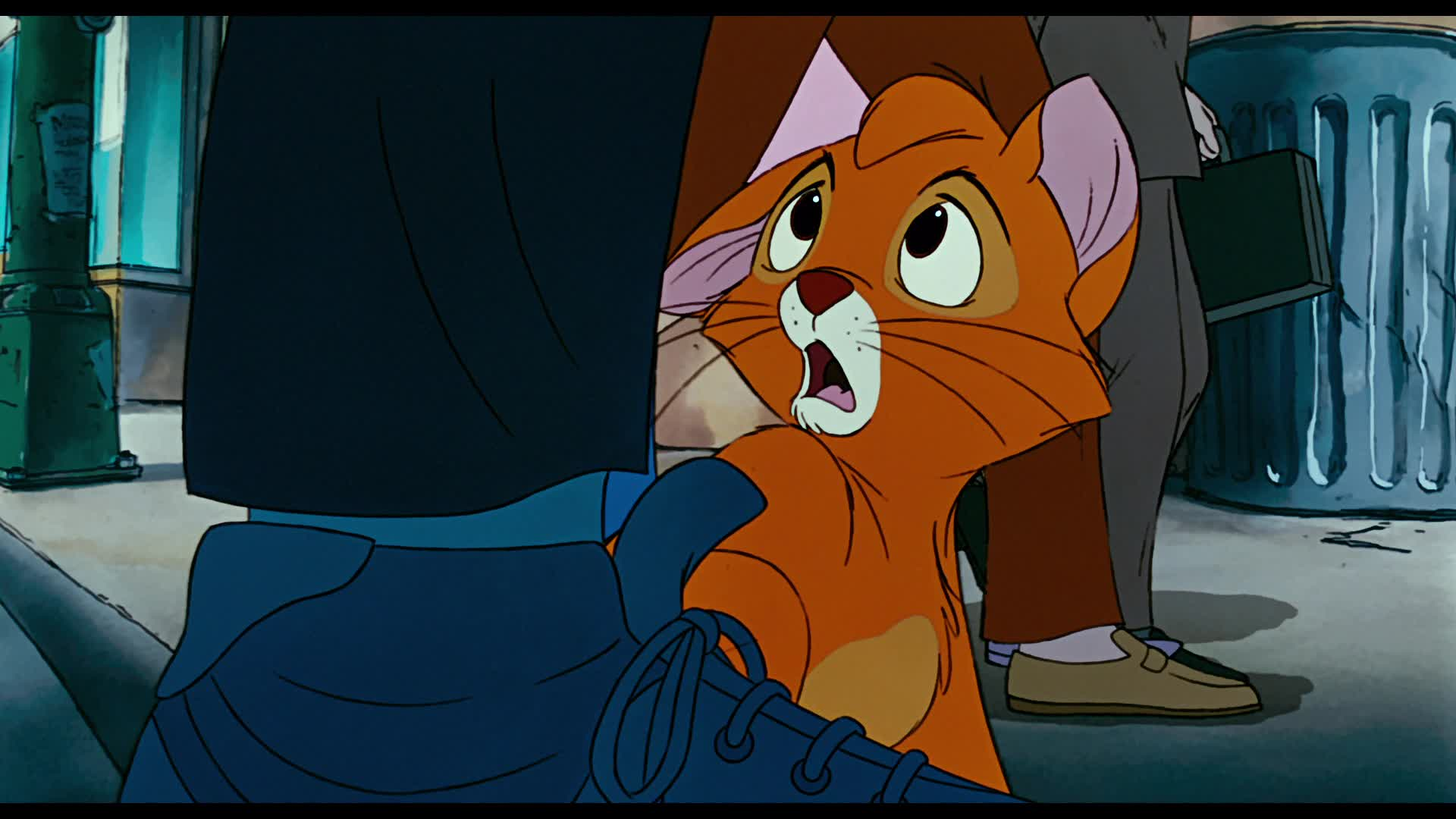 Oliver & Company screenshots