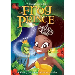 The Frog Prince - cheap copy