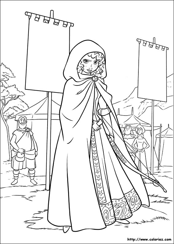Coloriages 169 Rebelle
