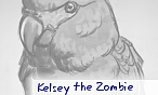 Kelsey the Zombie