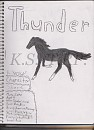 Thunder- Character Sheet