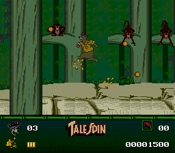 Talespin TG-16 level