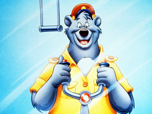 Promotional Talespin Pictures