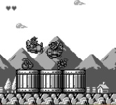 Tale spin Game boy ingame