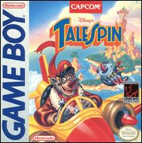 Talespin Game boy