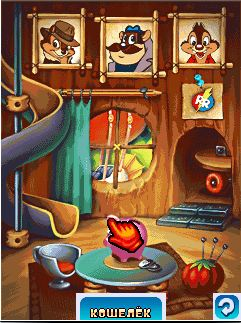 Chip n Dale Rescue Rangers (mobile game)