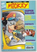 Super Baloo comic